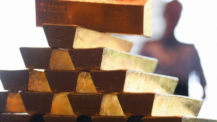 Gold price gains Rs150, traded at Rs 87,250 per tola