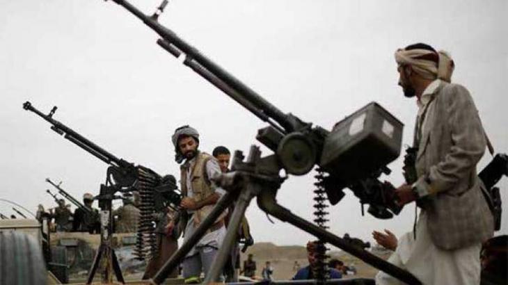 Saudi-led coalition strikes Yemeni rebels after oil attacks