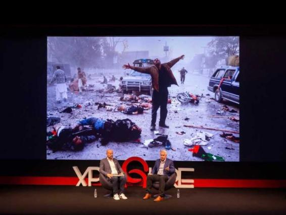 XPOSURE shines light on Chernobyl disaster's lost generations