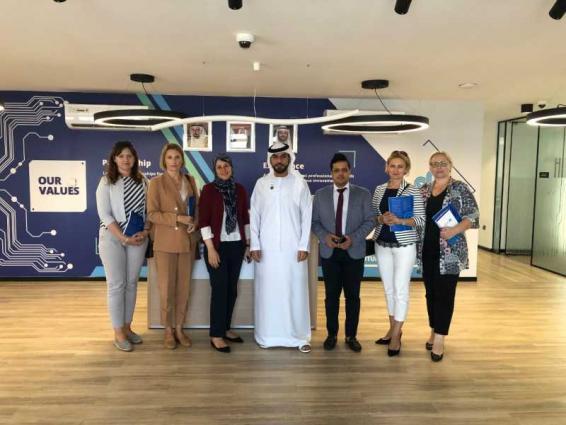 SRTI Park welcomes delegation of Polish businesswomen