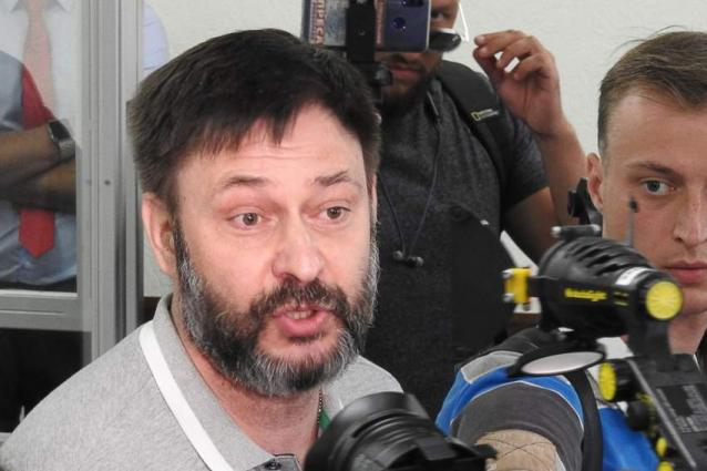 Vyshinsky's Safety Depends on Situation in Ukraine - Russian Foreign Ministry