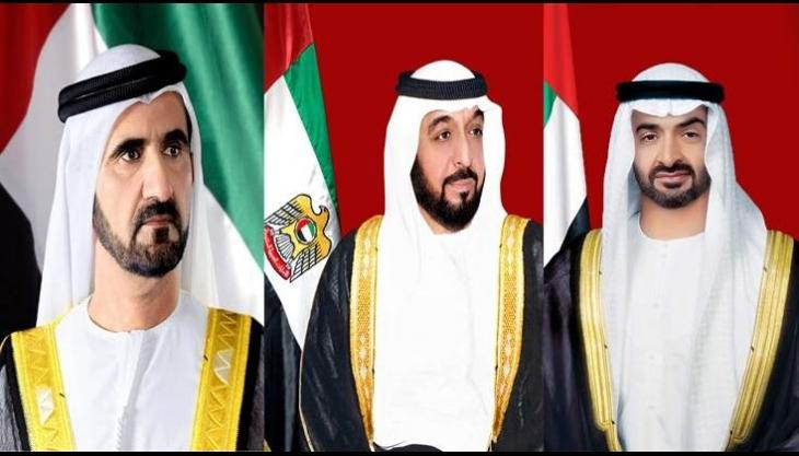 UAE Rulers congratulate Armenian President on Independence Day