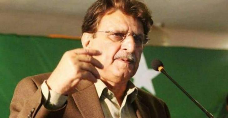 AJK population fully prepared to respond Indian aggression: AJK Prime Minister
