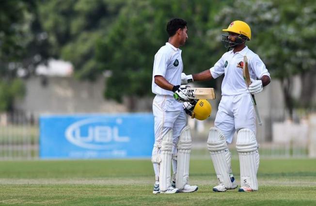 Omair Bin Yousuf unbeaten on 133