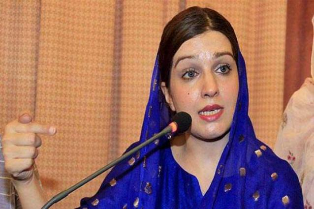 Pakistanis should tell world about Indian atrocities in IoK: Mishal Hussein Malik