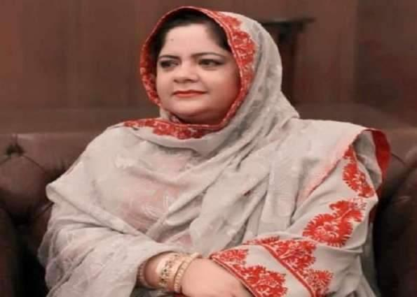 Respect of teachers essential for promotion of education: Bushra Rind