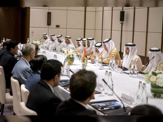 UAE-India task force on investments holds 7th meeting