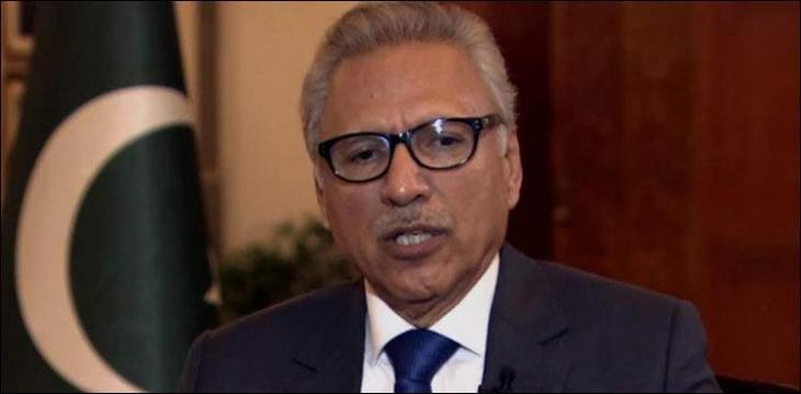 President Dr Arif Alvi urges collective efforts to make Pakistan polio free