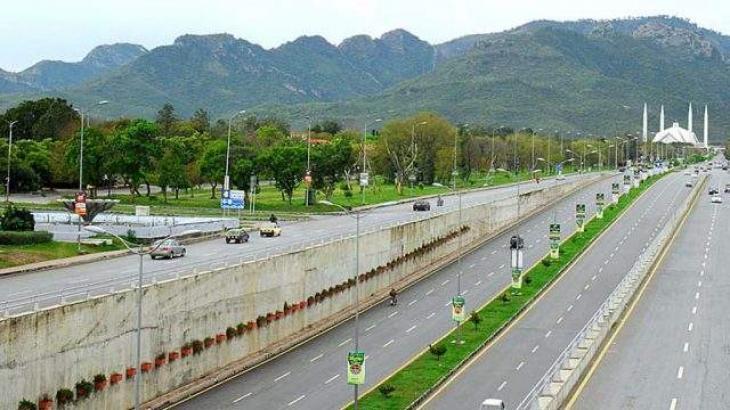 CDA introduces intelligent traffic management system on Islamabad Highway