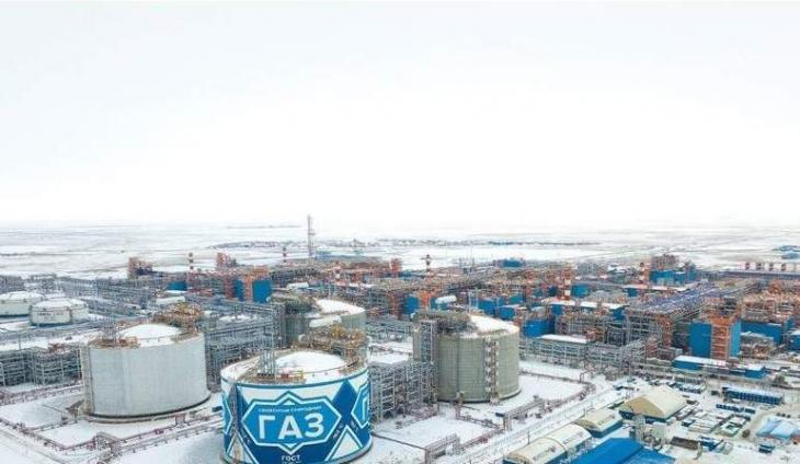Russian Energy Giant Novatek Says Signed Deal Localizing Production of LNG Equipment
