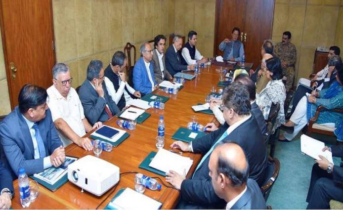 Prime Minister directs economic team to focus on those projects which yield high productivity
