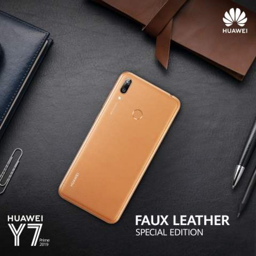 Good Things Come Twice: HUAWEI Y7 Prime 2019 - Special