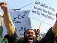 School children, rickshaw union rally for Kashmir liberation