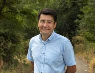 Kyrgyz lawyer wins UN prize for battling statelessness