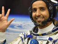 First Arab on ISS returns to Earth