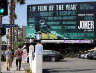 Security stepped up as  Joker' opens in U.S movie theaters