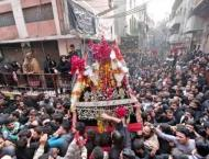 Foolproof security arrangements to be made for Chehlum procession ..