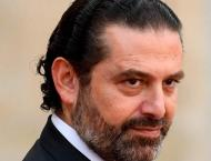 Prime Minister of Lebanon in UAE on Sunday