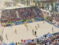 Star-Studded filed to shine at ANOC World Beach Games at Qatar