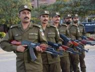 Lahore police arrest 409 drug-peddlers in 18 days