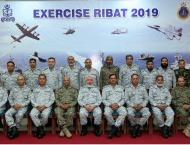 Debrief Of Pakistan Navy's Operational exercise Ribat-2019 Held ..