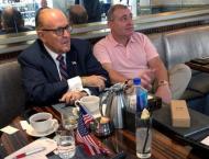 House subpoenas Giuliani Ukraine associates in impeachment inquir ..