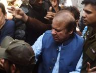 NAB court approves Nawaz Sharif's 14-day physical remand in Chaud ..