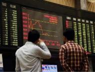 Pakistan Stock Exchange gains 447 points to close at 34,475points ..