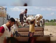 ERC continues aid efforts in Aden, Yemen