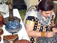 Rural women display handicrafts at sideline of three-day Women Co ..