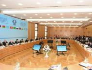 Session of the Foreign Ministers' Council of the CIS participat ..