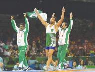 Inam Butt optimistic to achieve further medals for Pakistan