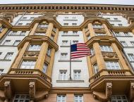US Embassy Denies Diplomats Violated Rules of Stay in Russia on T ..