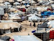 Some 6,000 Displaced Syrians Remain in Jordan's Mrajeeb Al Fhood  ..