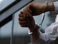 Kohat Police arrest two smugglers, seize 18.5Kg hashish
