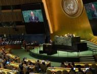 Russia Formally Proposes Relocation of UN General Assembly's 1st  ..