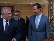 Syria's Assad, Russian Delegation Discuss Constitutional Committe ..