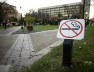 City parks to be declared smoking free zones