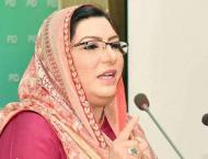 PM determined to provide relief to citizens of Karachi:  Dr Firdo ..