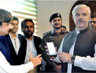 KP Chief Minister inaugurates Rescue 1122 services on Careem Mobi ..