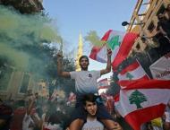 Lebanese keep up protests despite emergency measures