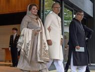 President briefs dignitaries about Kashmir issue, highlights its  ..