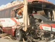 Eight students injured in Gujar Khan road accident