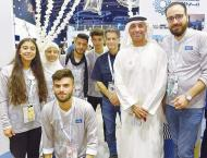Team UAE claims impressive three wins in FIRST Global Challenge 2 ..