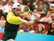 Berrettini reaches Top 10 for the first time