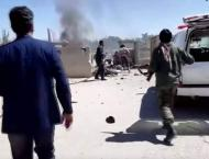 Explosion Hits Private Car in Central Afghanistan's Parwan Provin ..