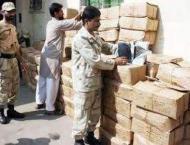 100-kg hashish recovered in Peshawar