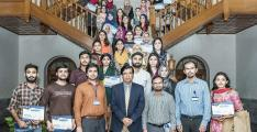 UVAS (FSHN) students secured three positions in All Pakistan DICE-AFS Agriculture and Food Sciences  ..