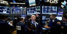 US stocks gain following mostly solid earnings