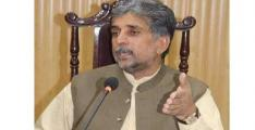 Recruitments in education department made on merit: Mir Muhammad Khan Lehri
